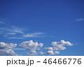 空 青空 雲の写真 46466776
