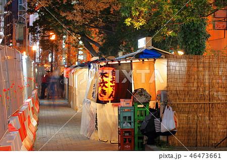 中洲の屋台 福岡県博多区の歓楽街中洲 46473661