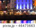 夜 イルミネーション 日本の写真 46473663