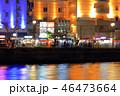 夜 明かり 風景の写真 46473664