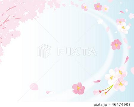 桜 イラスト 46474903