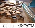 クッキー お菓子作り 手作りの写真 46479738