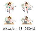 マルチタスク 親子 セット 46496048