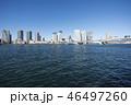 東京晴海のタワーマンション群 46497260