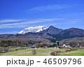 蒜山高原 大山 風景の写真 46509796