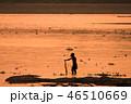 漁師 釣り人 釣人の写真 46510669