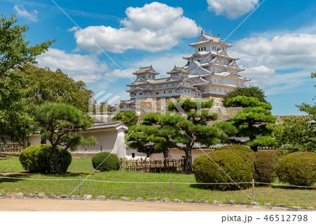 姫路城 46512798