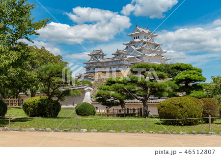 姫路城 46512807