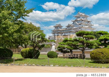 姫路城 46512809