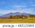 秋 風景 紅葉の写真 46515969