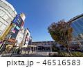 日本の東京都市景観 自由が丘駅などを望む 46516583
