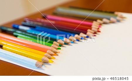 色鉛筆でカラフルに 46518045