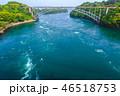 西海橋 渦潮 橋の写真 46518753