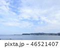 海 空 船の写真 46521407