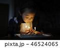 女の子 少女 女子の写真 46524065