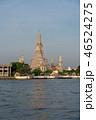 ワットアルン 世界遺産 寺院の写真 46524275