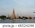 ワットアルン 世界遺産 寺院の写真 46524296