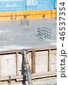 住宅 工事現場 家の写真 46537354