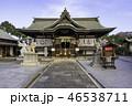 笠岡 道通神社 拝殿 46538711
