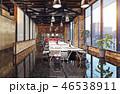 オフィス インテリア 近代的のイラスト 46538911