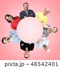 ビジネス ファミリー 家庭の写真 46542401