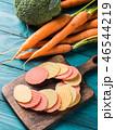 食 料理 食べ物の写真 46544219