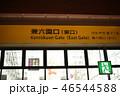 金沢駅の看板 46544588