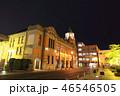 夜 市 都会の写真 46546505