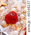 クリスマス デコレーション 装飾の写真 46548237