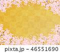 桜 花 ソメイヨシノのイラスト 46551690