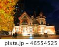 ネオン 夜 市の写真 46554525