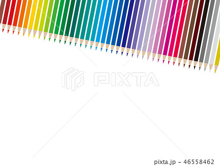 色鉛筆 グラデーション