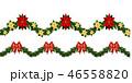 クリスマス シームレス デザインのイラスト 46558820