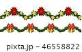 クリスマス シームレス デザインのイラスト 46558822