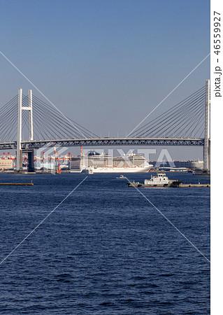 横浜港 46559927