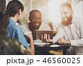 ビジネス 仲間 仲良しの写真 46560025