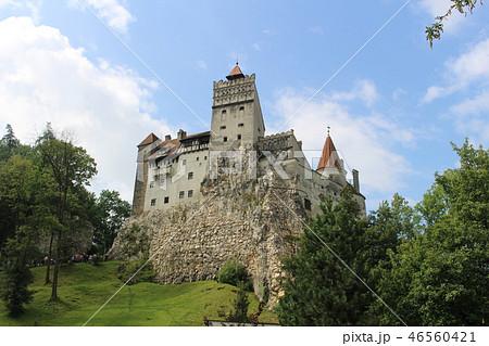 ブラン城 ブラショフ ルーマニア ヨーロッパ 吸血鬼ドラキュラの舞台 46560421
