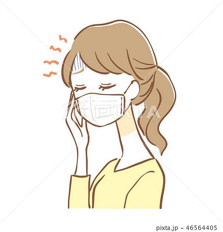マスク 女性 頭痛 吐き気