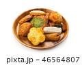 薩摩揚げ 練り物 魚肉練り製品の写真 46564807