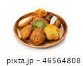 薩摩揚げ 練り物 魚肉練り製品の写真 46564808
