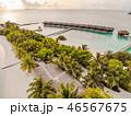 浜辺 景色 風景の写真 46567675