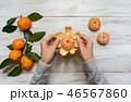 みかん ミカン 蜜柑の写真 46567860
