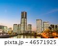【神奈川県】みなとみらい 46571925