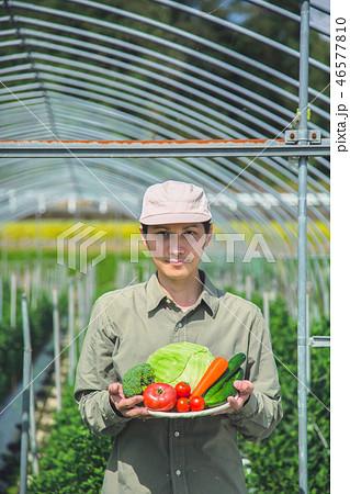 農業 男性 46577810