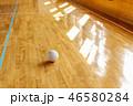 体育館とボール 46580284