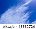 空 雲 青空の写真 46582720