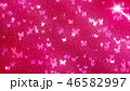 キラキラパーティクルエフェクト 蝶 46582997