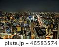 大阪駅周辺の夜景 46583574