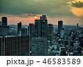 大阪駅周辺の夜景 46583589