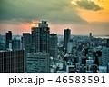 大阪駅周辺の夜景 46583591